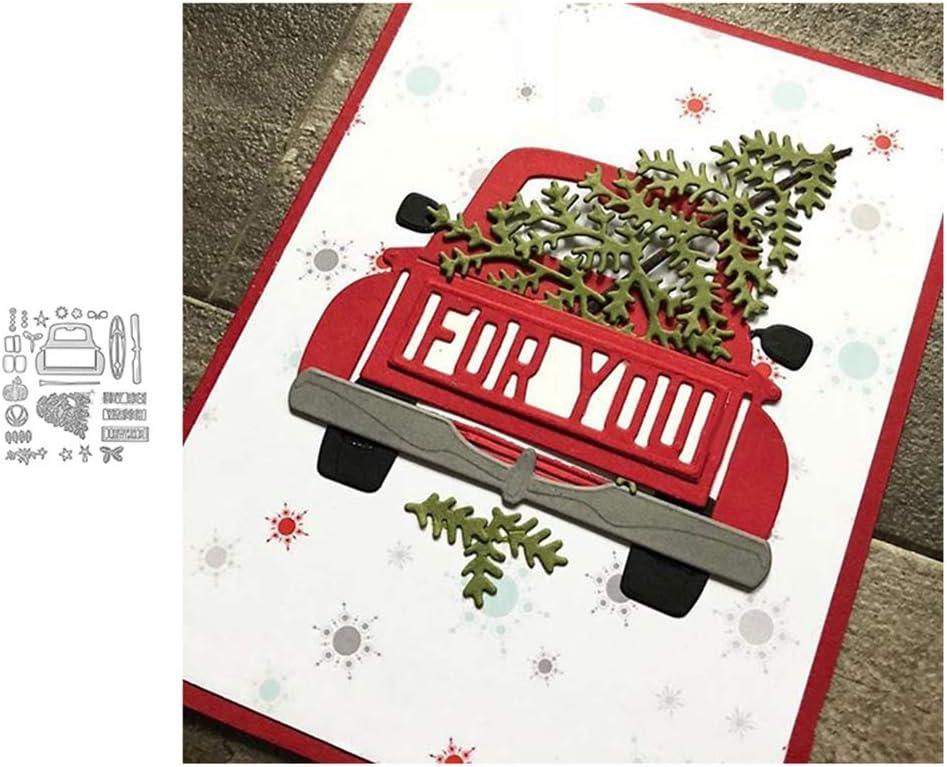 Gift bag Metal Cutting Dies Stencil for DIY Scrapbooking Album Cards Making N Bd