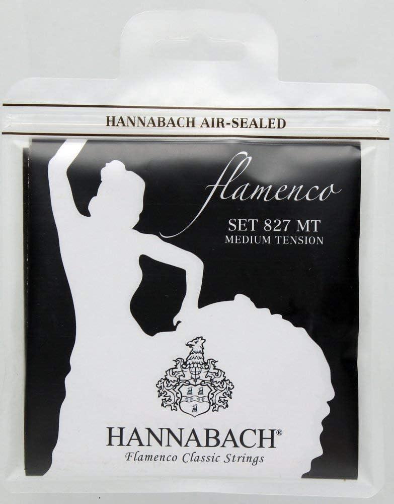 Hannabach 827MT - Cuerdas para guitarra clásica 827MT