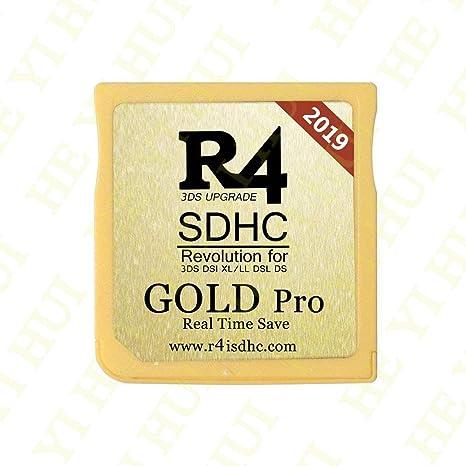 Gold Pro SDHC 2019 para DS - DS Lite - DSi - DSi XL: Amazon ...