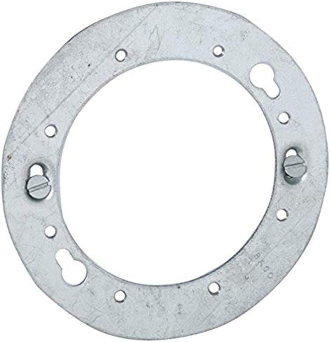 Hubbell-Raco 893 Concrete Ring Round Adaptor Plate Pack of 50