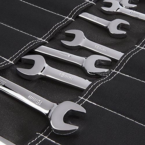Dickies Work Gear 57060 Black Large Wrench Roll by Dickies Work Gear (Image #2)