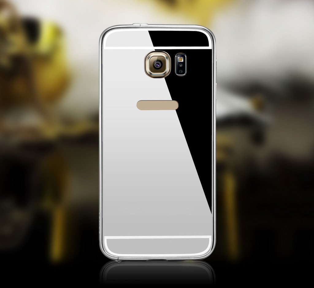 samsung galaxy s6 edge case mirror