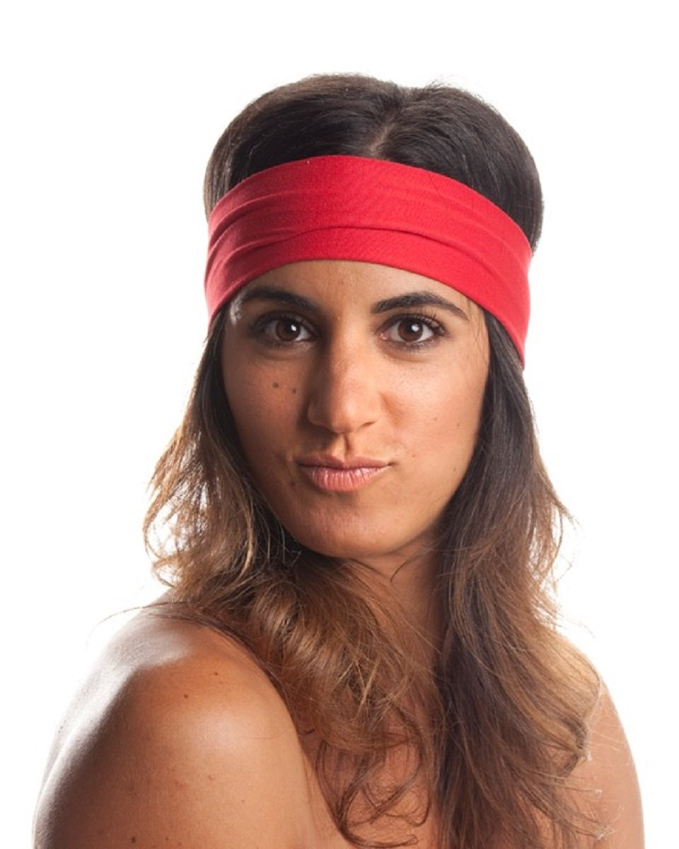 Violet Love, Red Card Headband