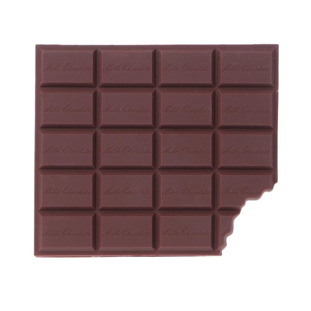 JUNESUN Bitten Chocolate Notebook Paper Memo Pad School Office Stationery