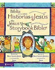 Biblia Para Ninos - Historias De Jesus: Every Story Whispers His Name (Jesus Storybook Bible)