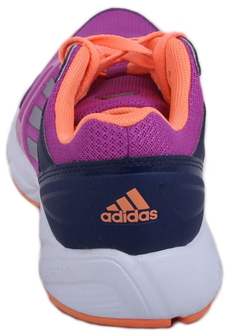 Amazon.com | adidas Lite Arrow 2 Womens Flash Pink/Grey/Orange Athletic Running Sneakers | Running
