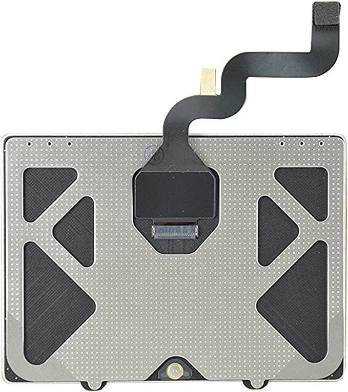 Eathtek Replacement Trackpad Touchpad with Cable for Apple MacBook Pro A1398 15 Retina 821-1610-A 821-1538-02 2012 Series
