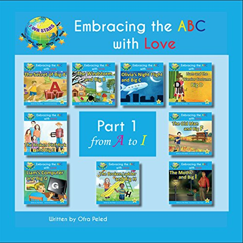Embracing the ABC with Love by Ofra Peled ebook deal