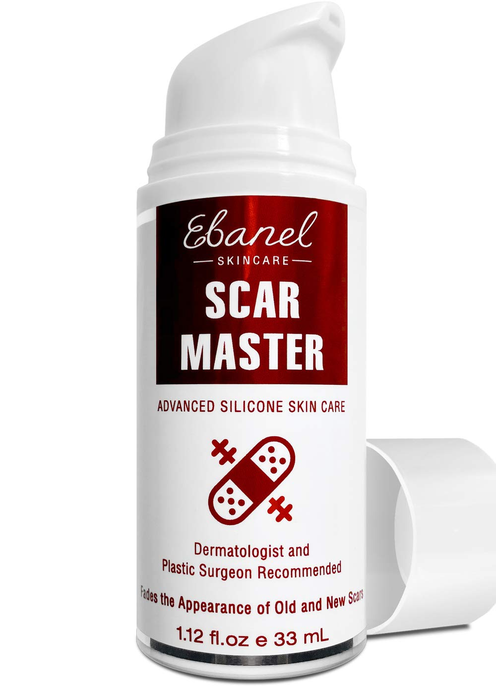 Ebanel Advanced Silicone Scar Gel