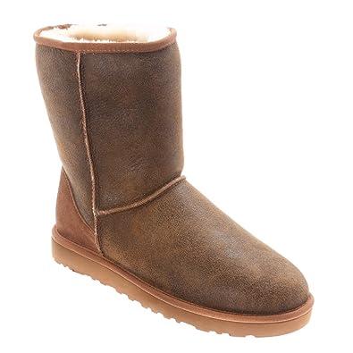mens ugg classic short bomber boots