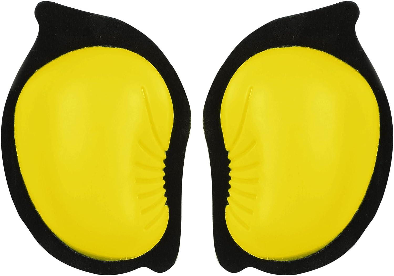 Hook Velcro Talla /Única Amarillo Zandon/à Jabonera Para Traje Knee Sliders