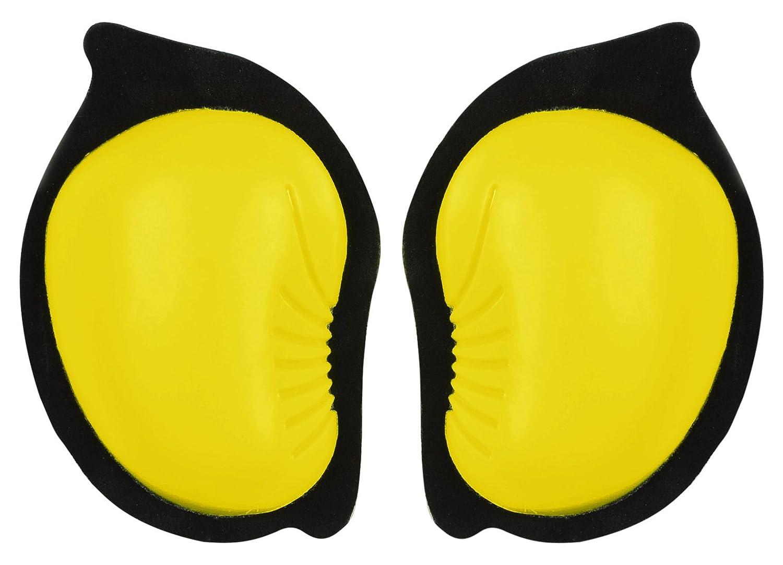 Zandonà 3500BKUN00 Saponetta Per Tuta Knee Sliders (Hook Velcro), Nero, Taglia Unica Zandonà