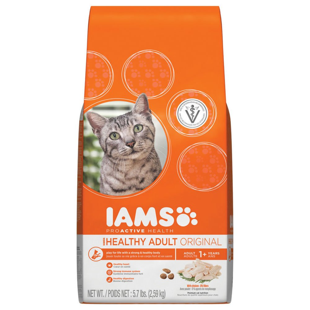 Cat Food Iams Review