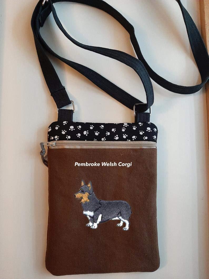 body Pembroke Welsh  Corgi Dog Coin Purse