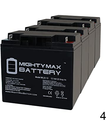 Scooter Batteries & Battery Chargers | Amazon.com