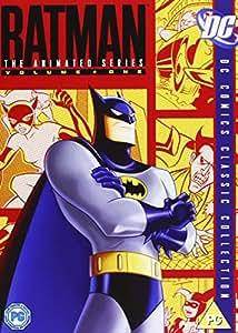amazoncom batman the animated series vol01 dvd