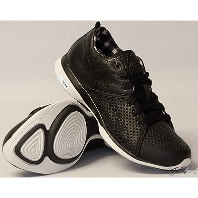 8511f6803edb15 Reebok Easytone Reewonder NR Damen Schuhe Leder Sneakers Freizeitschuhe  Fitnessschuhe Sportschuhe Turnschuhe Sport Trainingsschuhe Freizeit Fitness