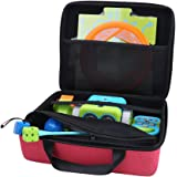 Storage Hard Case for Learning Resources Botley the Coding Robot Activity Set by Aenllosi (Red)