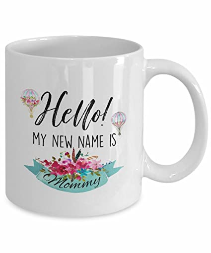 amazon com new mom mug mom mug new mom gift baby shower gift