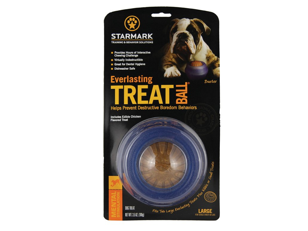 Large StarMark Everlasting Treat Ball, Large