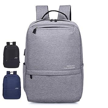 maletín para ordenador portátil Bolsa de viaje ecológica / Puerto de carga USB para menores de