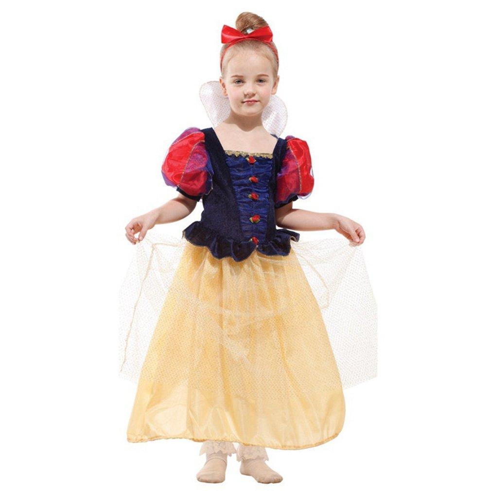 Luxury Girls ' Snow Princess dress-upコスチュームセット X-Large Luxury Snow Princess B075W767J4
