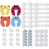 40 Piezas Kit de Seguridad para Bebés, 12