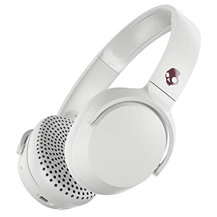 f8636efb8ec Amazon.com  Skullcandy Riff Wireless On-Ear Headphones with ...