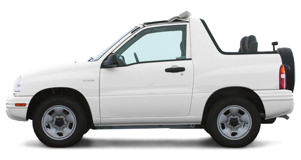 ... 2001 Suzuki Vitara JLS, 2-Door 2.0L Soft Top Manual Transmission 2- ...