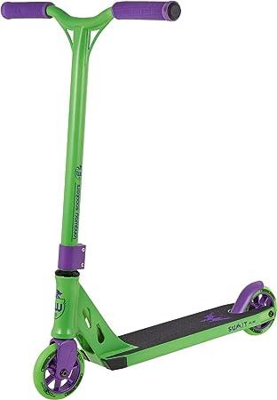 Longway Summit Mini 2K19 Scooter Freestyle (Verde/Lila ...