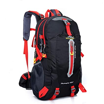 shoulder bag 40L outdoor mountaineering bag waterproof breathable leisure travel backpack