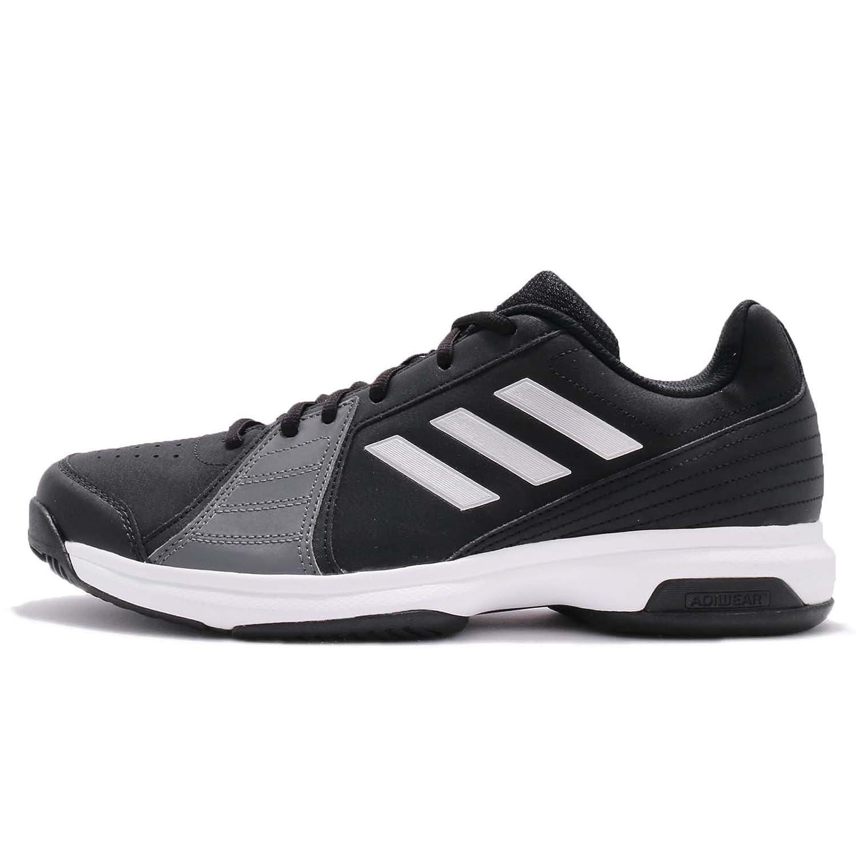 (アディダス) アプローチ メンズ テニス シューズ adidas Approach BY1602 [並行輸入品] B07B8MYY58 29.0 cm ブラック/シルバー/グレー