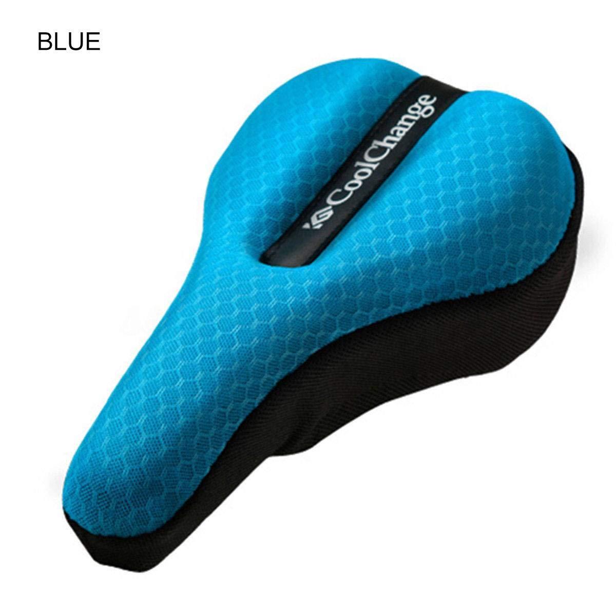 vivpro Silicone Gel Extra Soft Bicycle Bike MTB Saddle Cushion Seat Cover Pad Comfort by vivpro (Image #3)