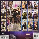 Avengers Infinity War 2019 Calendar
