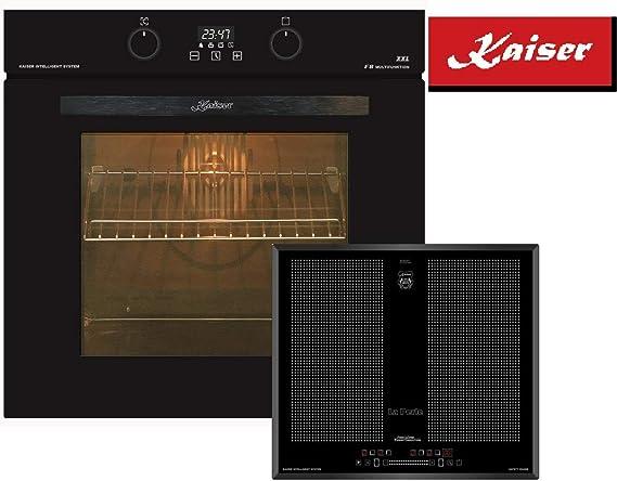 Kaiser 6361s Autark - Set de cocina de inducción para horno (73 L ...