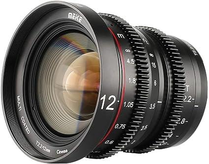 Meke 12 Mm T2 2 Große Blende Manueller Fokus Geringe Kamera