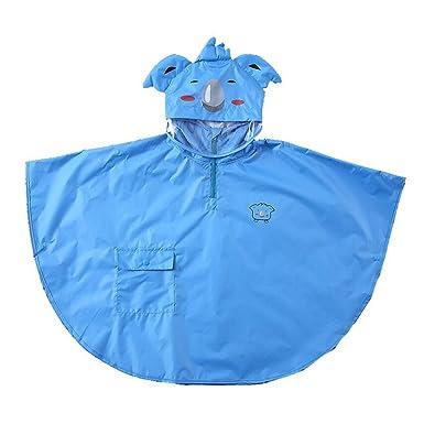9eacf5dca Gagacity Children Baby Kids Waterproof Windproof Poncho Cape ...