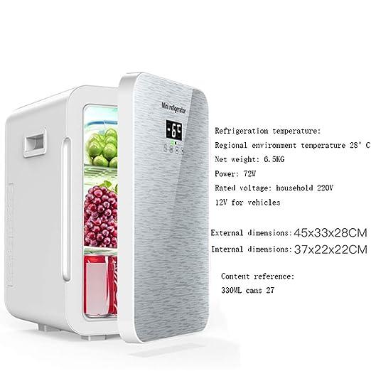 Xyanzi Frigoríficos mini Mini Refrigerador Portátil, Refrigerador ...