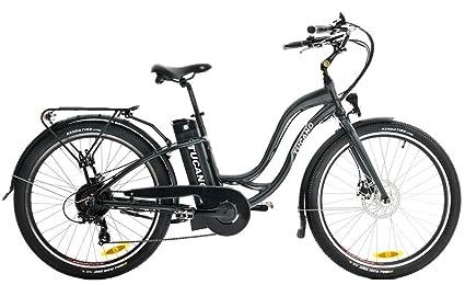 MONSTER X-Road 27,5 - Bicicleta Eléctrica - Cuadro Alu Hidro TB 7005