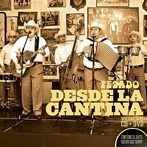 Desde La Cantina Vol. II [CD/DVD Combo]