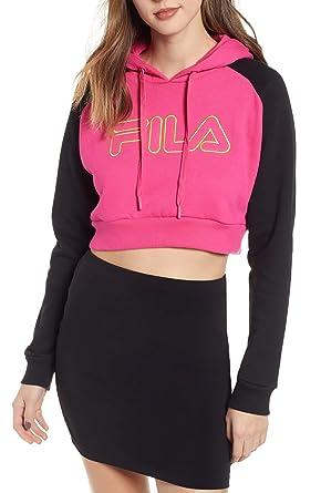 dd6350c8fea Fila Valeria Hoodie at Amazon Women's Clothing store: