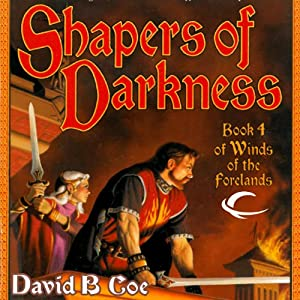 Shapers of Darkness Hörbuch
