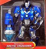 Mission Tech Armor I Iron Man 2 Action Figure