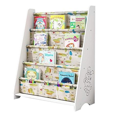 buy online 00cb6 40d4a Amazon.com: Children's Bookshelf, Children's Floor Shelf ...