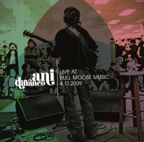 Live at Bull Moose 4-17-2009 (2009 Moose)