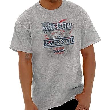 Classic teaze Oregon State American Eagle EE. UU. T Shirt ...