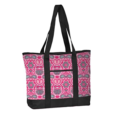 Think Medical Deluxe Utility Tote Bag, Pink