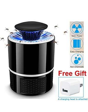 Diplomatic New Electronic Mosquito Killer Lamp Fly Bug Insect Trap Killer Bug Zapper Anti Mosquito Mouse Repellent Home Accessory Pest Control
