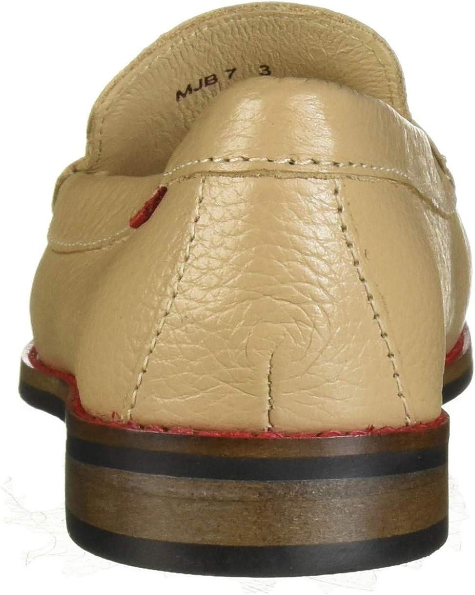 MARC JOSEPH NEW YORK Kids Boys//Girls Leather Broadway Square Venetian Loafer