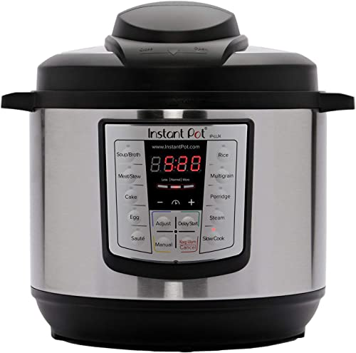 Instant Pot Lux 6-in-1 Electric Pressure Cooker